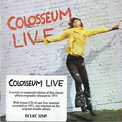 Colosseum  Colosseum Live # Esoteric (RM 2016) (zekftp) Tags: colosseum colosseumlive esoteric progressive music coversart cd rock
