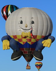 N912HD HUMPTY DUMPTY (aledy66) Tags: albuquerque balloon fiesta hot air canon 70d international n912hd humpty dumpty