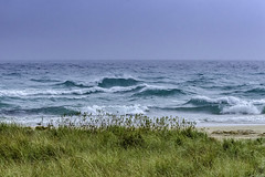 were we really standing out in this? (TAC.Photography) Tags: stormyseas lakemichigan tacphotography