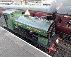 Port Talbot Railway 0-6-0ST (Milton00147) Tags: shunter sevenvalleyrailway steamlocomotives hudswellclarke railroad