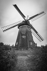 Windmill Benz (lichtbild_total) Tags: benz ostsee usedom canon eos6d bw germany ef1635l4