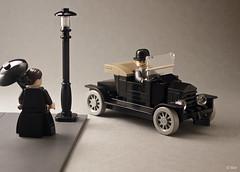 Mr. T (_Tiler) Tags: lego car vehicle ford fordt fordmodelt roadster