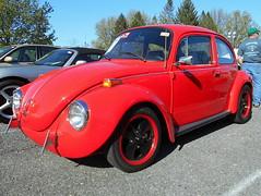 1973 Volkswagen Beetle (splattergraphics) Tags: 1973 volkswagen beetle vw volksrod carshow carlisle springcarlisle carlislepa