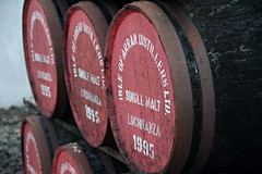 Single malt (SimApple) Tags: ifttt 500px no person barrel container whisky scotch arran single malt cask scotland wood distillery