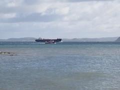 5052 MV Eems Stream and Quest Diving boat (Andy - Daft as a brush - don't ask!) Tags: 20161018 charterboat ddd divingboat menaistraits merchantvessel mmm mveemsstream penmon questdiving rib rrr ship sss vvv