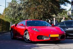 Baptème EAP 2009 - Ferrari F430 (Deux-Chevrons.com) Tags: ferrarif430 ferrari430 ferrari f430 430 sportcar sportive car coche voiture auto automobile automotive eap emotionautoprestige gt prestige