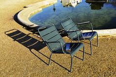 Jardin Thabor Rennes chaises - atana studio (Anthony SÉJOURNÉ) Tags: jardin thabor rennes chaises atana studio anthony séjourné