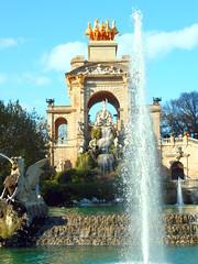 Parc de la Ciutadella (Javier Cuch Burgos) Tags: espaa catalua catalunya barcelona parc ciutadella