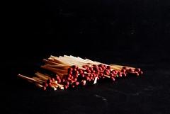 Matches (Martijn van Veelen) Tags: matches shaken empty