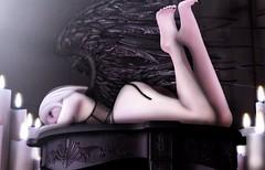 Dark Angels Sleep (Jay (JaysondaAussie)) Tags: infinity erratic blueberry romp angels