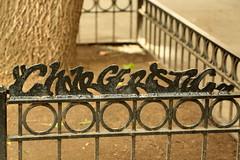 revs (Luna Park) Tags: ny nyc newyork brooklyn graffiti steel weld sculpture art revs fuckinrevs lunapark chargeristic