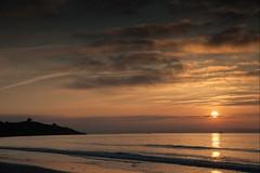 Plneuf, la plage , 1 (Patrick.Raymond (3M views)) Tags: coucher de soleil sunlight tramonto pleneuf plage mer bretagne nikon nuit expressyourself nikonflickraward