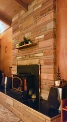 Fireplace by Jake Stock (GeminEye27) Tags: fireplace jakestock stonework artisan