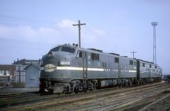 NYC E7 4022 (Chuck Zeiler) Tags: nyc e7 4022 railroad emd locomotive chicago chz