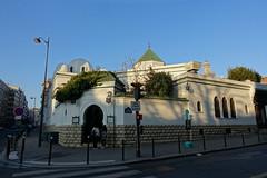 Salon de thé @ Grande Mosquée de Paris @ Paris (*_*) Tags: paris france europe city 2016 december sunday morning sunny autumn fall mosque mosquée muslim islam grandemosquée café salondethé