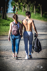 Vial Costero (Anthony Einseinhein) Tags: vial costero amor love tiernos unidos vicente lopez bs buenos aires arg argentina tarde de sol tattoo fisico