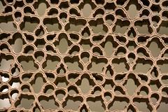 Lattice (jennofarc) Tags: london england uk britain va victoria albert museum free relic historic history artifact lattice screen window art
