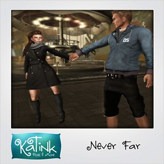 KaTink - Never Far (Marit (Owner of KaTink)) Tags: annemaritjarvinen katink my60lsecretsale 60l 60lsales secondlife sl salesinsl