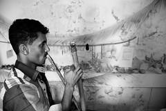 Traditional pipe (indomitablemachine) Tags: man pipe socotra yemen hadhramautgovernorate ye