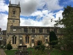 Saint Mary Magdalene Church - Woodstock, England - A (seththompsonartist) Tags: church woodstock england magdalene