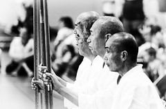 Masters (dicktay2000) Tags: australia budo sydney richardtaylor sydneyolympicpark newsouthwales au bw
