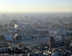 DSC_0681w (Sou'wester) Tags: london theshard view panorama landmarks city cityscape architecture stpaulscathedral toweroflondon towerbridge canarywharf londoneye bttower buckinghampalace housesofparliament bigben