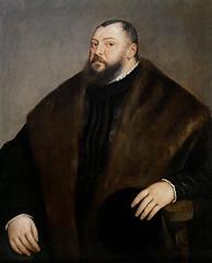 Elector Johann Friedrich of Saxony (lluisribesmateu1969) Tags: 16thcentury portrait titian onview kunsthistorischesmuseumwien vienna