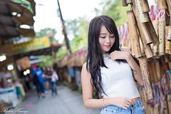 DSC_2121 (Robin Huang 35) Tags: 孫卉彤 candy 平溪 菁桐 菁桐車站 遊拍 lady girl d810 nikon