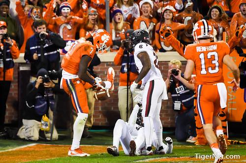 Photos: Clemson vs. South Carolina   TigerNet