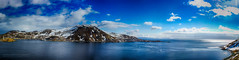 Honningsvåg Panoramic View (Normann Photography) Tags: dof finnmark hdr honningsvåg nordnorge pov city landscape nature northernnorway panoramicphoto seascape stichedphotos thenorthcape norge no