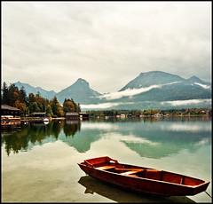 Autumn sky (Katarina 2353) Tags: landscape stwolfgang austria sterreich katarina2353 katarinastefanovic
