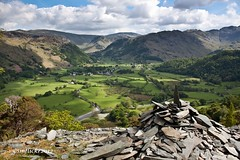 Rosthwaite (smflickr2012) Tags: cumbria green lakes canon 500d