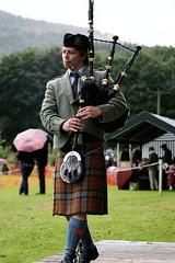 Piper (See animation below) (FotoFling Scotland) Tags: gif piper kilt birnam highlandgames