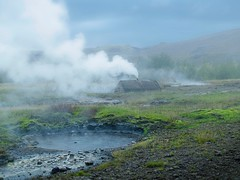 witchhouse (mudokkon) Tags: iceland islandia scenery naturaleza nature landscape landscapes paisaje paisajes geysir witch fog dream magic