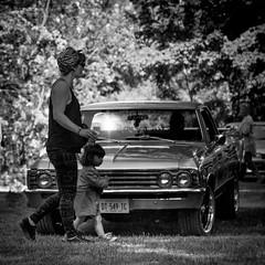 IMG_9031 (Radja Photographie) Tags: street blackandwhite blancoynegro monochrome car bike vintage noiretblanc streetlife monochromatic oldschool american harleydavidson rockabilly monochrom pinup streetview oldsmobile blanckandwhite crazyamerican pontamousson radjaphotographie crazyamericanshow