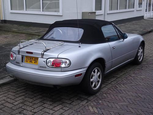 1991 Mazda Miata MX-5