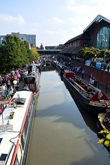 Canal from Bridge to Lock
