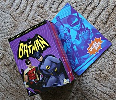 Batman in the 60s (In Memory of ColGould) Tags: camp tv comedy batman series gothamcity adamwest burtward