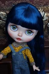 Luka OOAK Blythe Art Doll