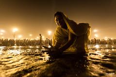 DSC_0807 copy (itzik.greenstein) Tags: shadow abstract festival reflections religious outdoor culture hinduism powerful chill rasta naga ceremonies ganges sadu kumbamela ndia alhbd