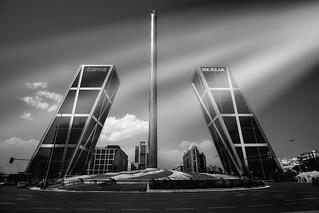 Torres Kio - Madrid