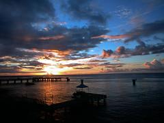 Dominica Sunset