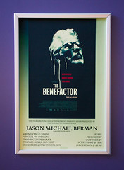 Film and Moving Image Artist-in-Residence: Jason Berman (Stevenson University Photography) Tags: jason documentary berman the benefactor thebenefactor stevensonuniversity jasonberman