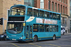 Arriva North West 4205 LJ51DFK (Will Swain) Tags: city uk travel england west bus london buses liverpool october britain centre north transport vehicles vehicle seen 31st merseyside arriva 4205 2015 vlw6 lj51dfk