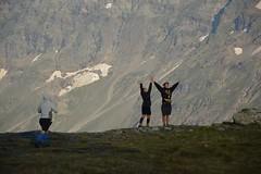 Route Val d'Aosta (Chiara Pagliai) Tags: italy montagne italia estate scout route agosto clan paesaggio cervinia valledaosta cervino bellissimo camminare beautifulplace esperienze agesci planmaison sangiorgio1 passidivento