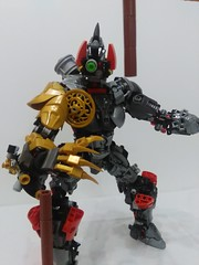 Lord weriond 30 (koryhunter) Tags: lego lord bionicle creations moc revamp weriond