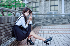 AI1R6212 (mabury696) Tags: portrait cute beautiful asian md model mina lovely  70200 2470l auo          asianbeauty    85l  1dx      5d2  5dmk2 2
