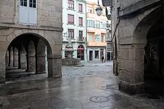 Lugo (Egg2704) Tags: plaza españa spain edificios edificio fuente galicia lugo soportales soportal egg2704
