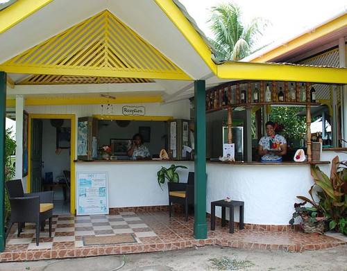 Reception - Bar