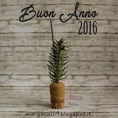 NewYearFavor_05w (Morgana209) Tags: handmade newyear pino favor capodanno anno segnaposto nuovo creativit sughero